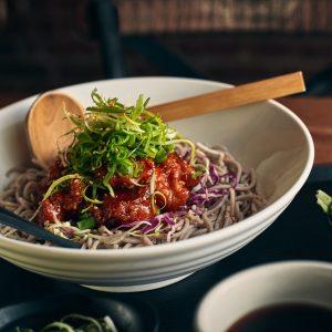 Chicken Nanban Soba