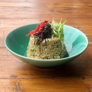 Chashu Pork Fried Rice