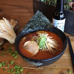 Lunch – Spicy Tonkotsu