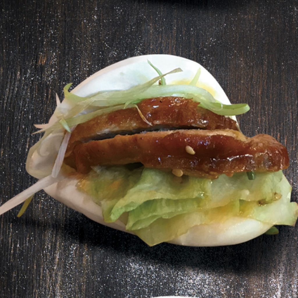 Steamed Gua Bao Buns Pork