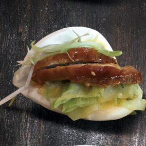 Steamed Gua Bao Buns Pork