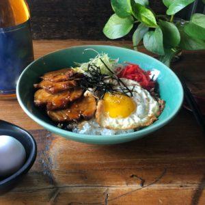 Lunch – Chashu Don