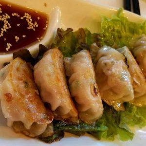 Chicken Gyoza Dumplings (6pcs)