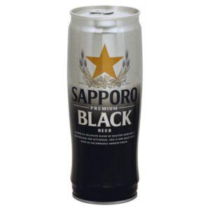 Sapporo Premium Black (can)