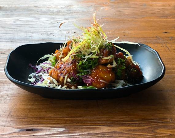 Lunch – Chicken Nanban App