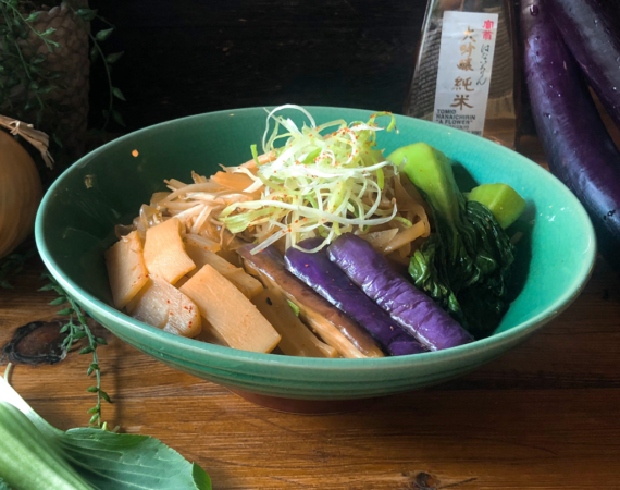 Lunch – Yasai Don
