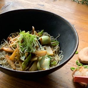 Yasai Veggie Dry Ramen