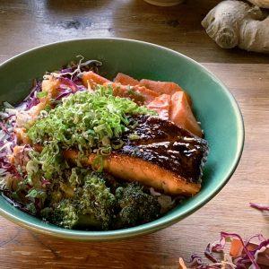 Donburi (Rice Bowls)