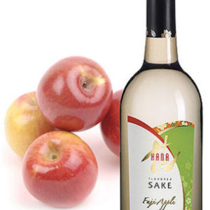 Hana Fuji Apple Sake