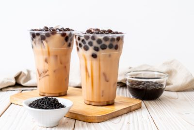 OG Milk Bubble Tea