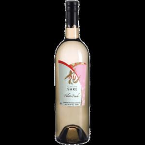 Hana White Peach Sake